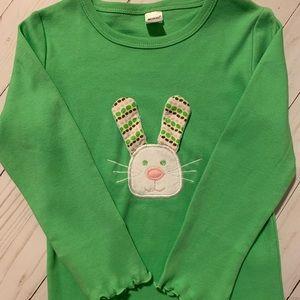 Bunny Appliqué Shirt